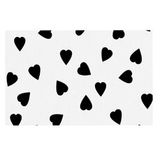 Hearts by Suzanne Carter Decorative Doormat
