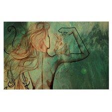 Poor Mermaid by Theresa Giolzetti Decorative Doormat