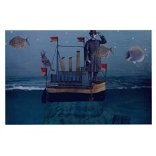 The Voyage by Suzanne Carter Decorative Doormat