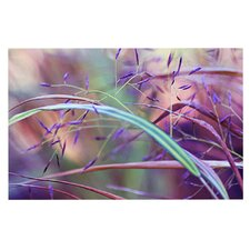 Pretty Grasses by Sylvia Cook Decorative Doormat