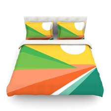 Beach by Budi Kwan Light Cotton Duvet Cover