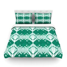 Diamond by Alison Coxon Light Cotton Duvet Cover