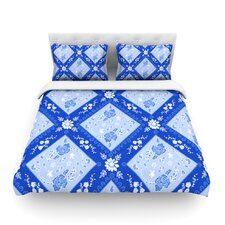 Diamonds by Anneline Sophia Light Cotton Duvet Cover