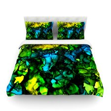 Ariel by Claire Day Light Cotton Duvet Cover