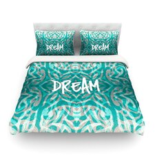 Tattooed Dreams by Caleb Troy Light Cotton Duvet Cover