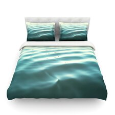 Seawater by Bree Madden Light Cotton Duvet Cover