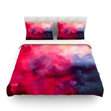 Reassurance by Caleb Troy Light Cotton Duvet Cover