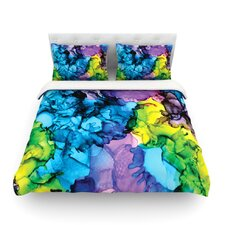 Mermaids by Claire Day Light Cotton Duvet Cover