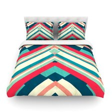 Goodnight Nobody by Danny Ivan Light Cotton Duvet Cover