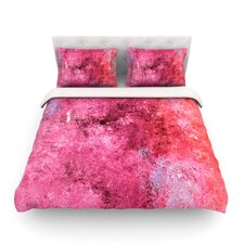 Cotton Candy by CarolLynn Tice Light Cotton Duvet Cover
