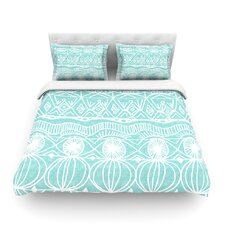 Beach Blanket Bingo by Catherine Holcombe Light Cotton Duvet Cover