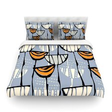Eden by Gill Eggleston Light Cotton Duvet Cover