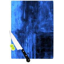 Deep Sea by CarolLynn Tice Cutting Board