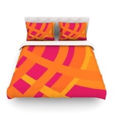 Tangled by Fotios Pavlopoulos Light Cotton Duvet Cover