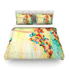 Summer in Bloom by Ebi Emporium Light Cotton Duvet Cover