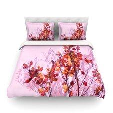 Autumn Symphony by Iris Lehnhardt Light Cotton Duvet Cover