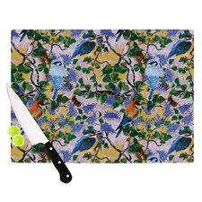 Birds by DLKG Design Cutting Board