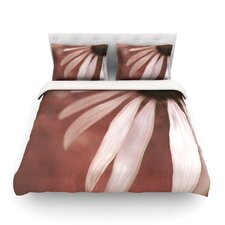 Copper and Pale by Iris Lehnhardt Light Cotton Duvet Cover