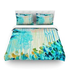 Poseidons Wrath by Ebi Emporium Light Cotton Duvet Cover