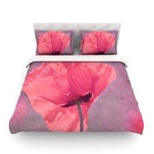 Poppy by Iris Lehnhardt Light Cotton Duvet Cover