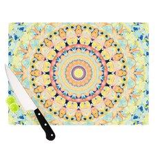 Flourish by Iris Lehnhardt Circle Cutting Board