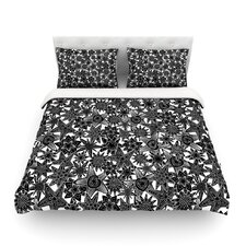 My Dreams by Julia Grifol Light Cotton Duvet Cover