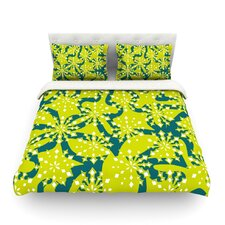 Festive Splash by Miranda Mol Light Cotton Duvet Cover