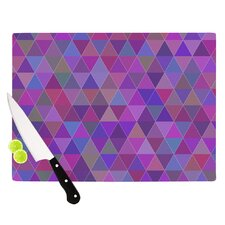 Abstract by Louise Cutting Board