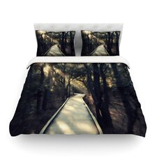 Dream Worthy by Robin Dickinson Cotton Duvet Cover