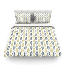 Seaport by Julie Hamilton Light Cotton Duvet Cover