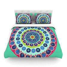 Surkhandarya by Laura Nicholson Light Cotton Duvet Cover