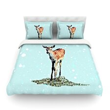 Fawn by Monika Strigel Light Cotton Duvet Cover