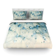 Pearls by Ingrid Beddoes Light Cotton Duvet Cover