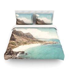 Aloha by Nastasia Cook Beach Cotton Duvet Cover