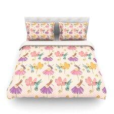 Magic Garden by Laura Escalante Light Cotton Duvet Cover