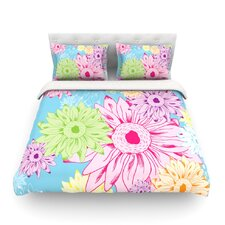Summer Time by Laura Escalante Light Cotton Duvet Cover