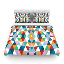 Geometric by Project M Cotton Duvet Cover
