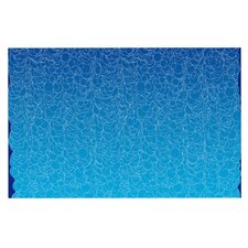 Bubbling by Frederic Levy-Hadida Decorative Doormat