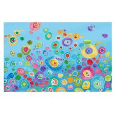 Inner Circle by Catherine Holcombe Decorative Doormat