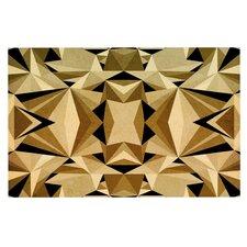 Abstraction by Nika Martinez Decorative Doormat