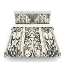 The Palace by Vikki Salmela Woven Duvet Cover