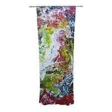 Chaos Curtain Panels (Set of 2)