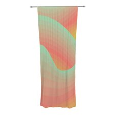 Way of the Waves Curtain Panels (Set of 2)