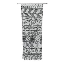 Blanket of Confusion Curtain Panels (Set of 2)
