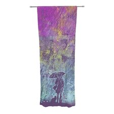 Purple Rain Curtain Panels (Set of 2)