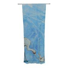 Crane Curtain Panels (Set of 2)
