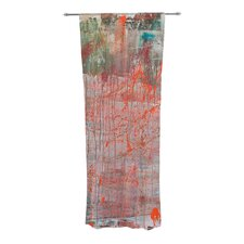 Mots de La Terre Curtain Panels (Set of 2)