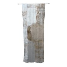 Calm and Neutral Curtain Panels (Set of 2)