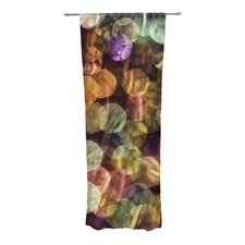 Warm Sparkle Curtain Panels (Set of 2)