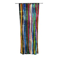 Fancy Stripes Curtain Panels (Set of 2)